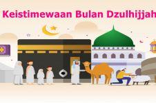 Keistimewaan bulan Dzulhijjah bagi umat muslim