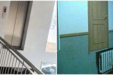 12 Potret pintu dengan posisi tak biasa ini bikin gagal paham