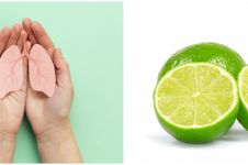 6 Cara alami bersihkan paru-paru, salah satunya pakai jeruk nipis