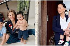 8Potret gemas Arkana anak Nikita Mirzani, kini diadopsi sahabat