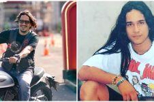8 Potret Bucek Depp sewaktu muda, gondrongnya konsisten