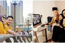 12Potret rumah Arie Untung dan Fenita, ada studio foto pribadi