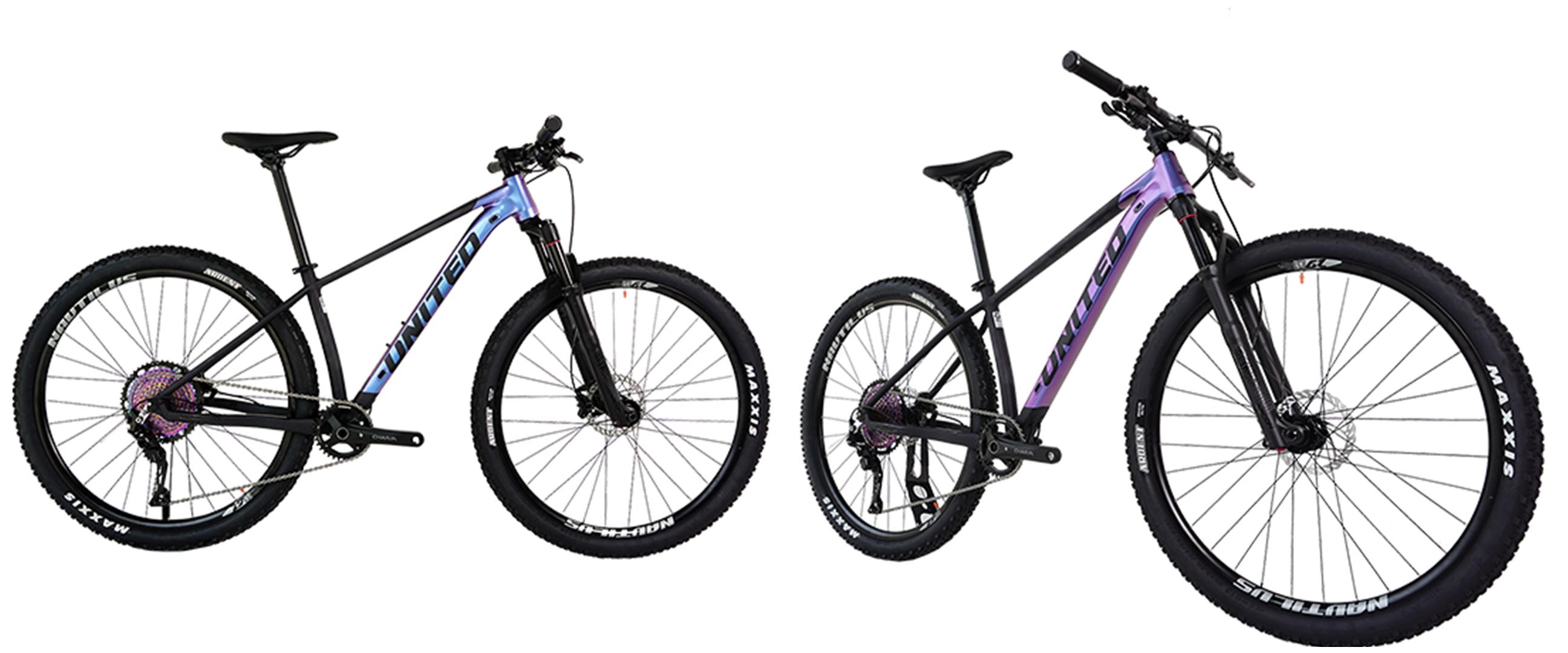 Harga sepeda MTB United Clovis dan spesifikasinya, keren