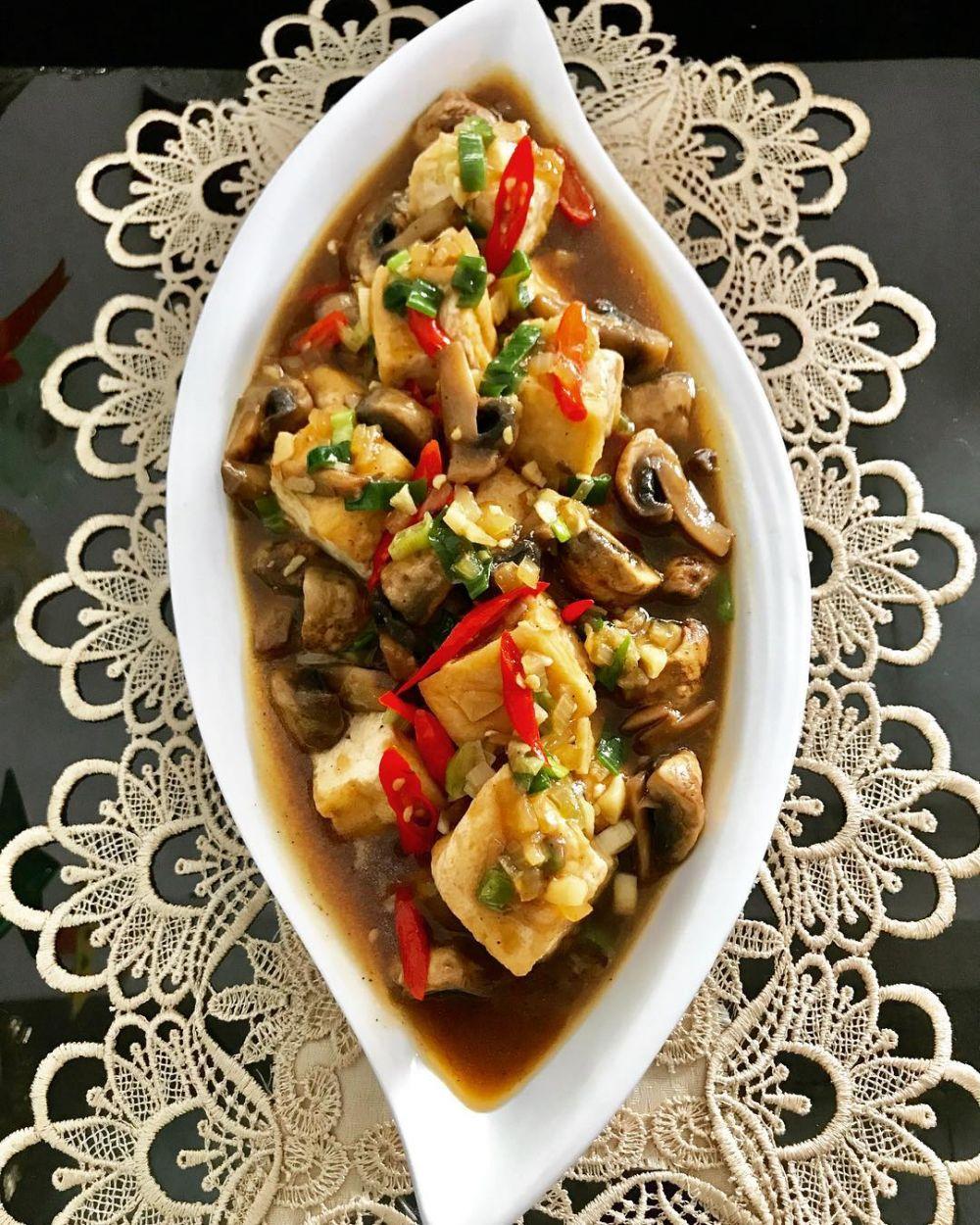 resep jamur kancing berbagai sumber