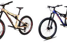 Harga sepeda MTB Pacific Skeleton dan spesifikasinya, gesit & berkelas