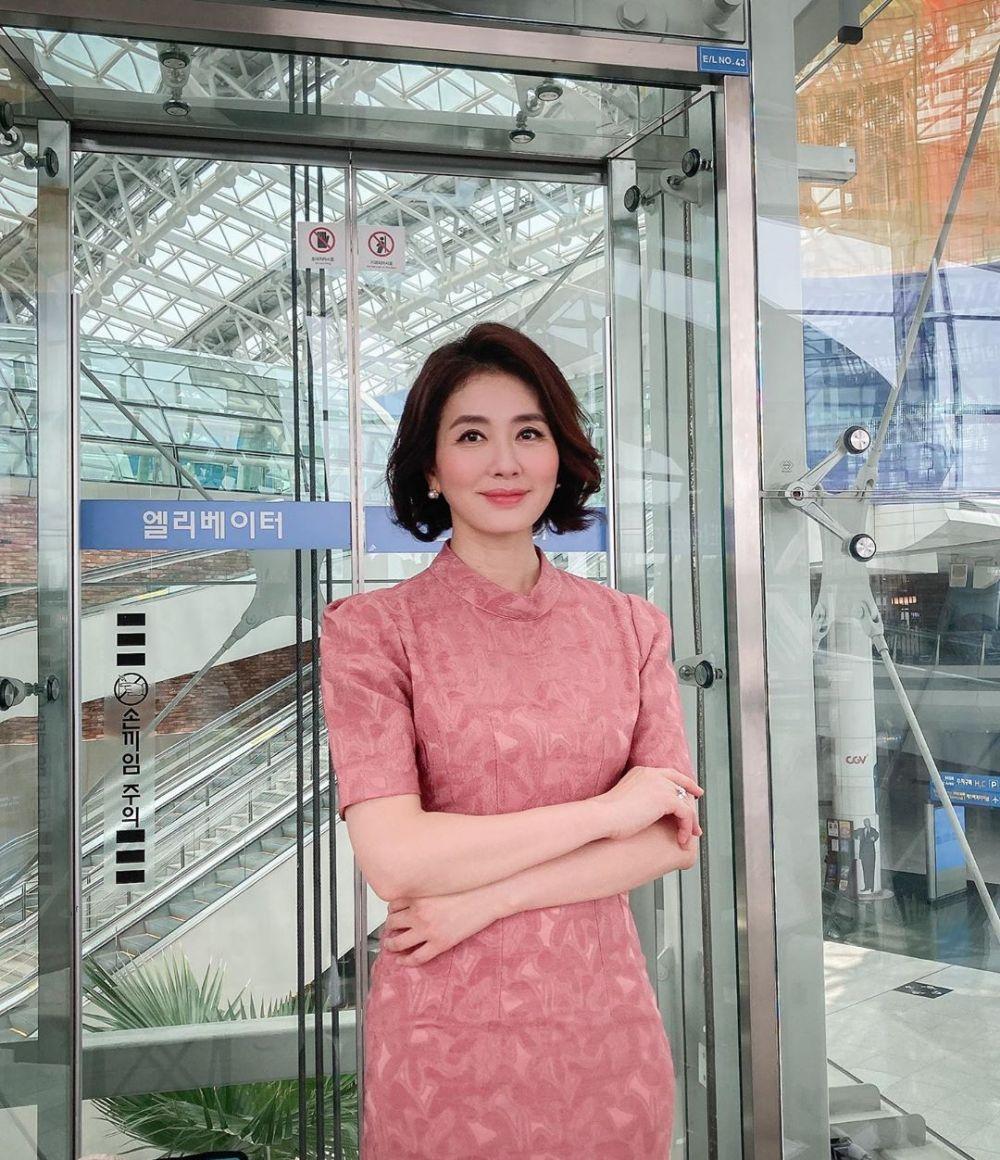 8 seleb korea perankan emak-emak Berbagai Sumber