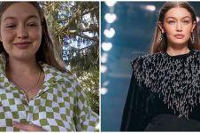 Harga piyama Gigi Hadid saat pamer perut hamilnya curi perhatian