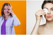 9 Cara menjaga kelembapan kulit area mata