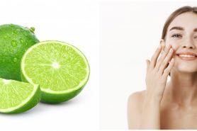 45 Manfaat jeruk nipis untuk wajah, rambut, dan tubuh