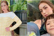 5 Curhat Jessica Iskandar jadi single parent, pernah nangis tiap hari