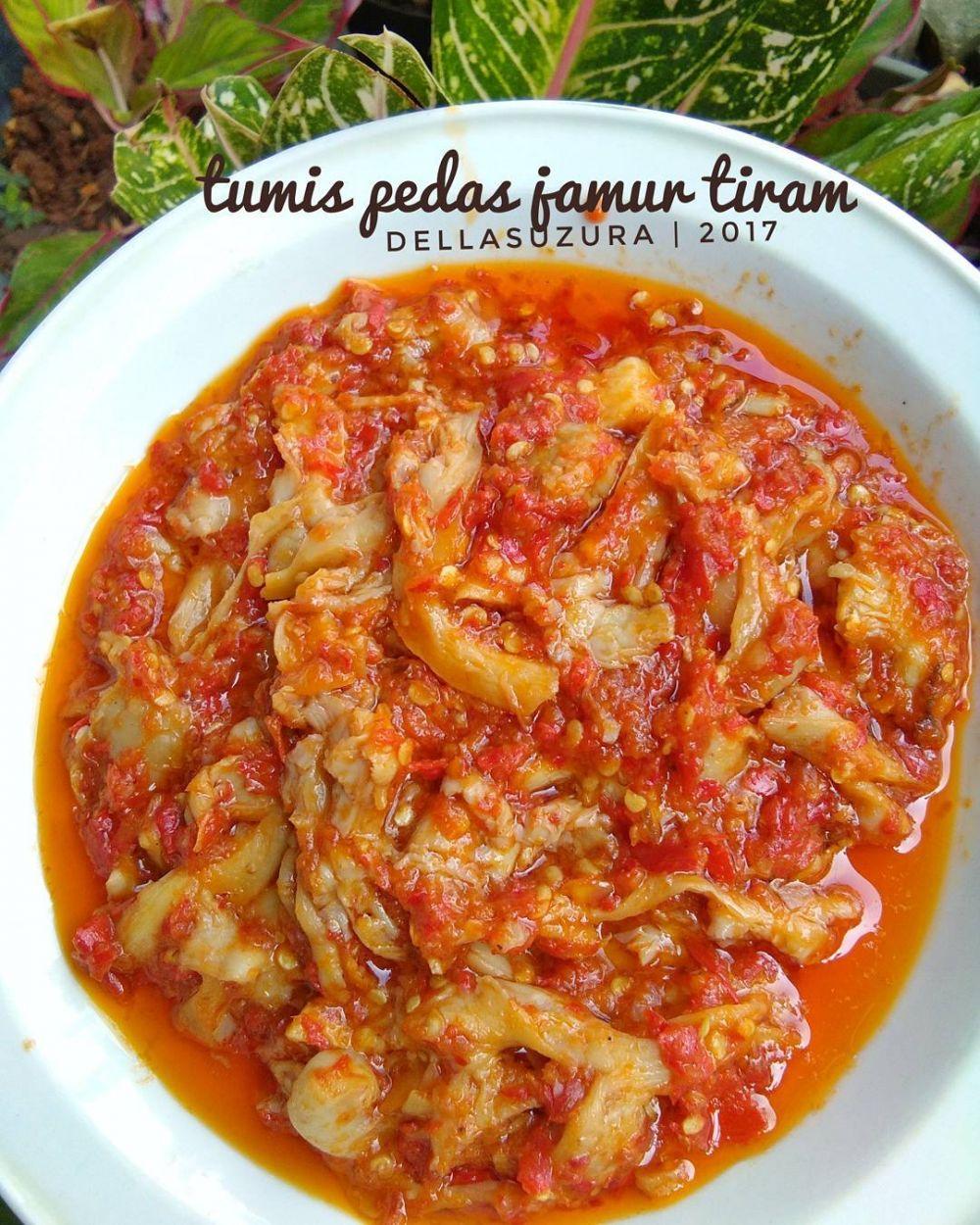 Resep jamur tiram © 2020 brilio.net