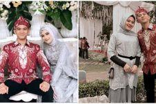 10 Momen haru Ridho DA dampingi Rizki menikah, jadi sorotan