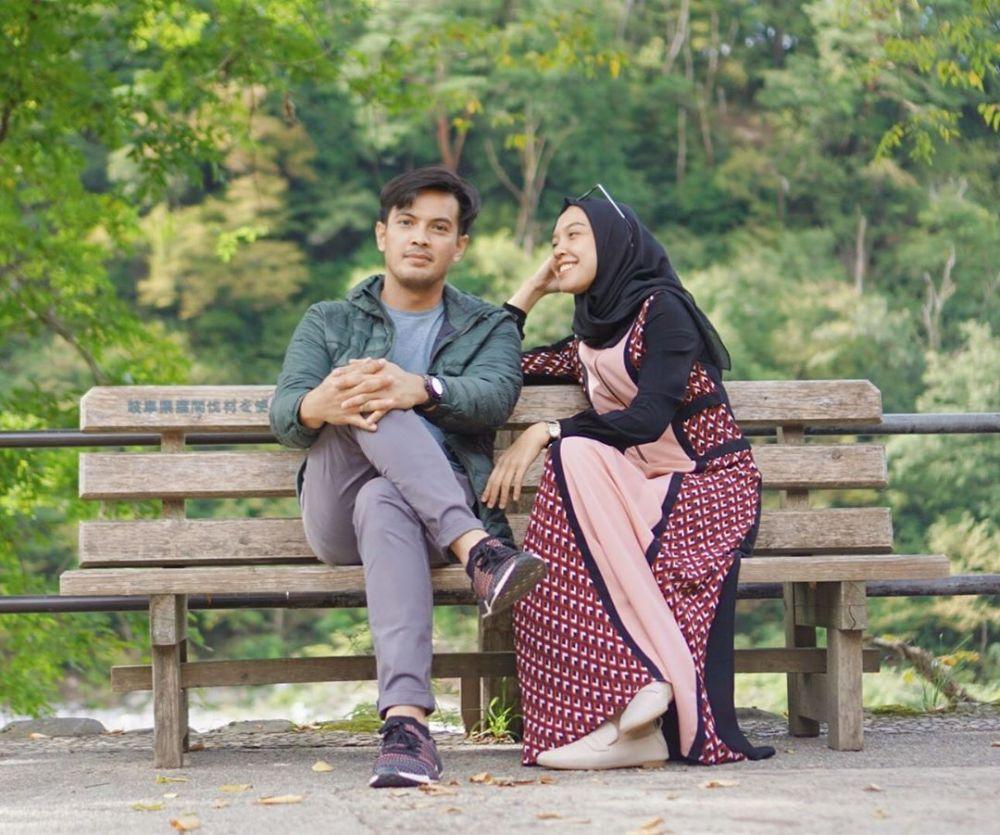 Temmy Rahadi dan istri instagram
