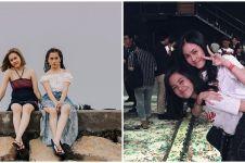 7 Pemotretan Adhisty Zara dan Kyla, bak pinang dibelah dua
