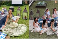 7 Momen bridal shower Vannya Istarinda, calon mantu keluarga Bakrie