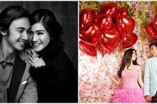 10 Gaya pemotretan Felicya & Hito dari awal pacaran sampai kini