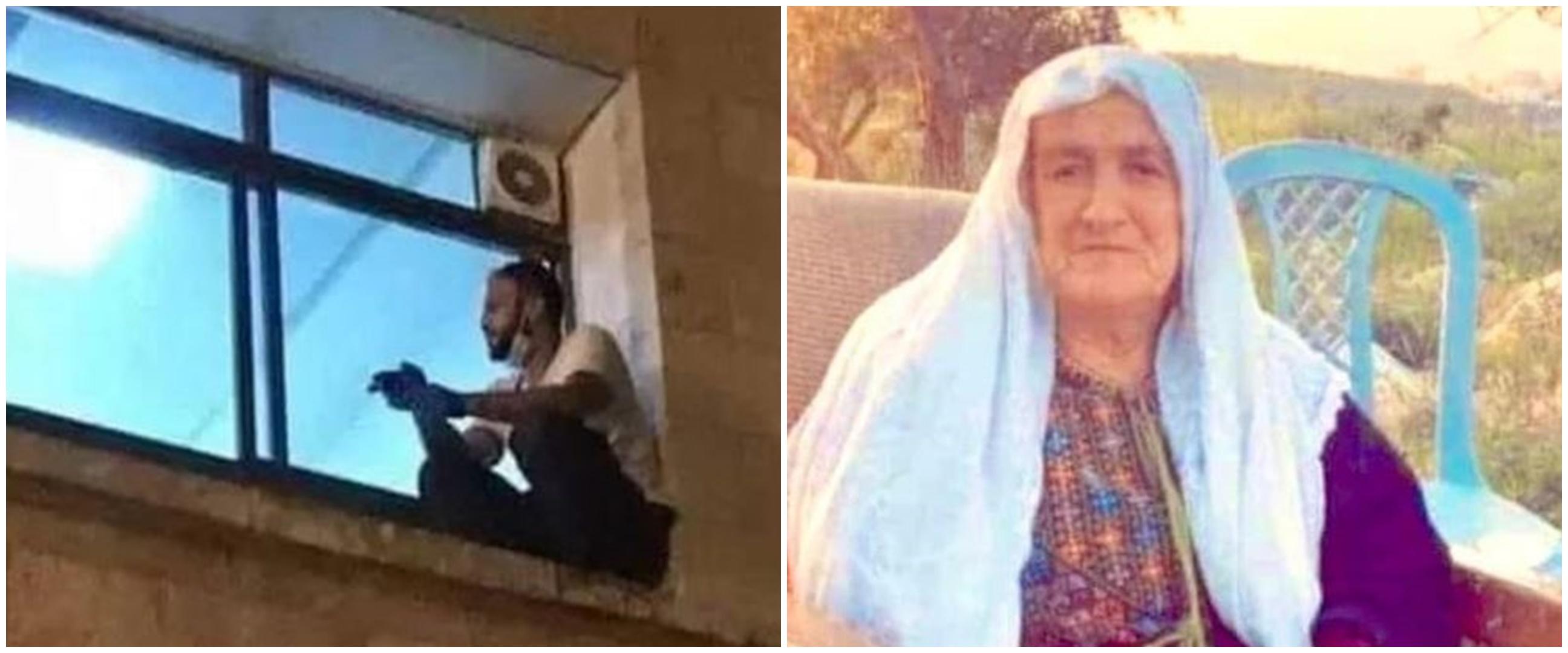 Kisah sedih anak dari balik jendela temani ibunya yang positif corona