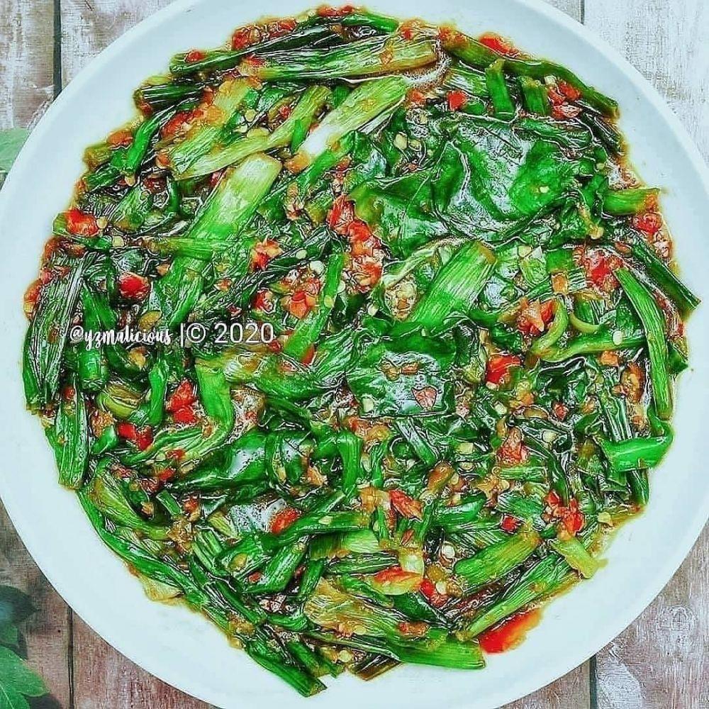 masakan malam diet instagram