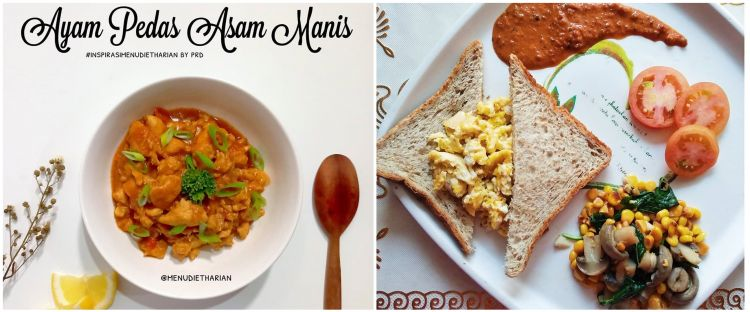 10 Resep menu makan malam untuk diet, enak dan mudah dibuat