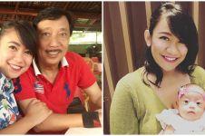 11 Pesona Retno Astriani putri Doyok yang kini sudah punya dua anak