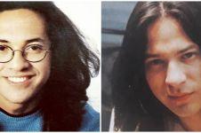 Potret masa muda 10 aktor ganteng dengan rambut gondrong