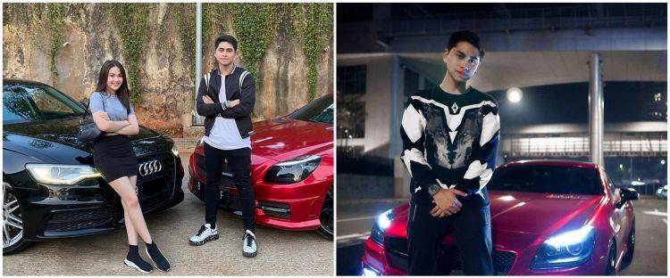 Hadiahi pacar mobil mewah, ini 3 sumber penghasilan Athalla Naufal