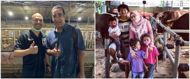 4 Seleb bisnis peternakan dan jual hewan kurban untuk Idul Adha