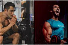 7 Aktor Bollywood ini hobi nge-gym, ada Salman Khan
