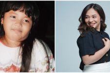 10 Transformasi Celine Evangelista, perubahannya manglingi