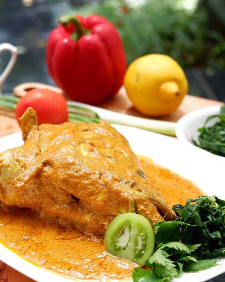 Resep masakan kepala ikan © 2020 brilio.net