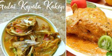 8 Resep masakan kepala ikan, lezat, simpel dan bikin selera makan