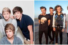 10 Tahun One Direction terbentuk, ini 10 transformasi personelnya