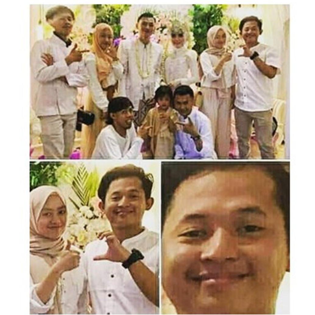 10 Momen lucu tamu undangan foto bareng pengantin ini kocak