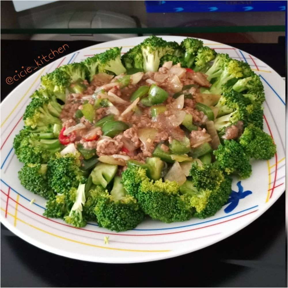 resep tumis brokoli instagram