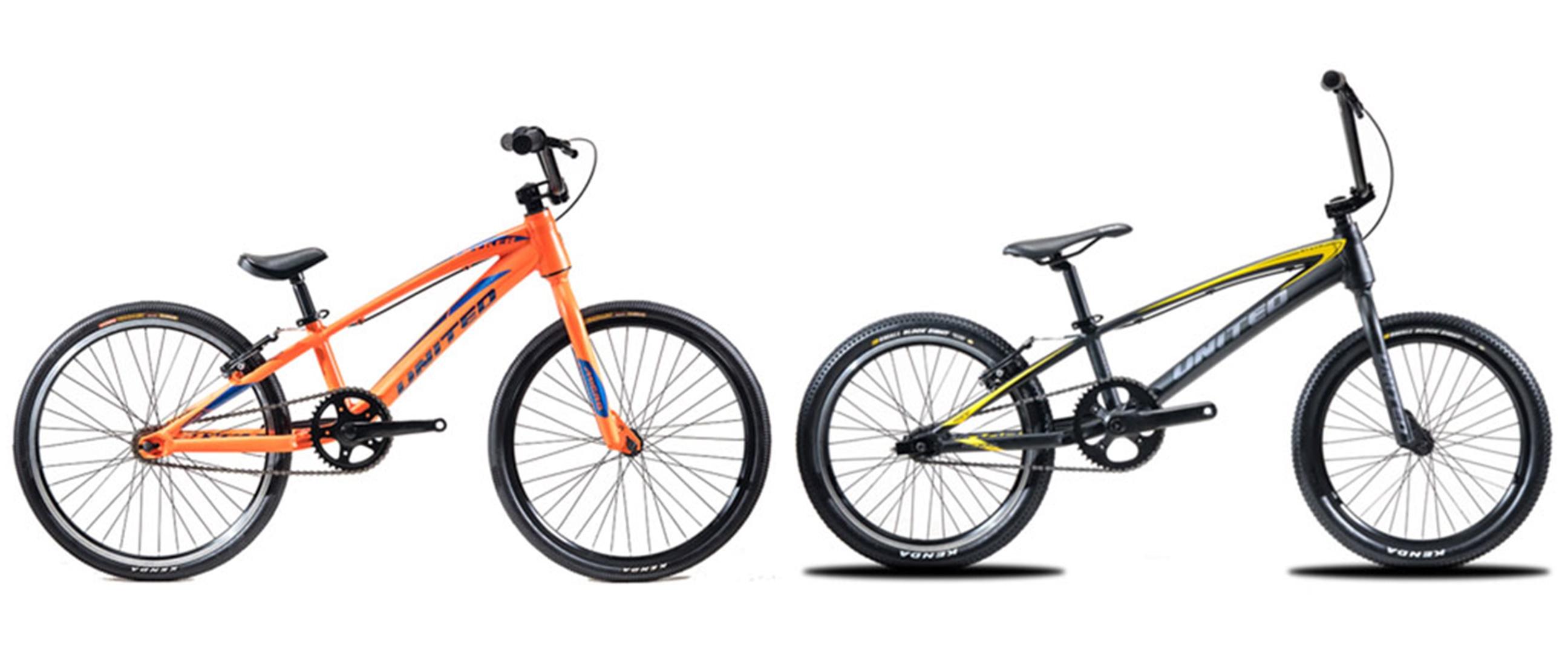 Harga sepeda BMX United Ryker dan spesifikasi, ringan dan nyaman