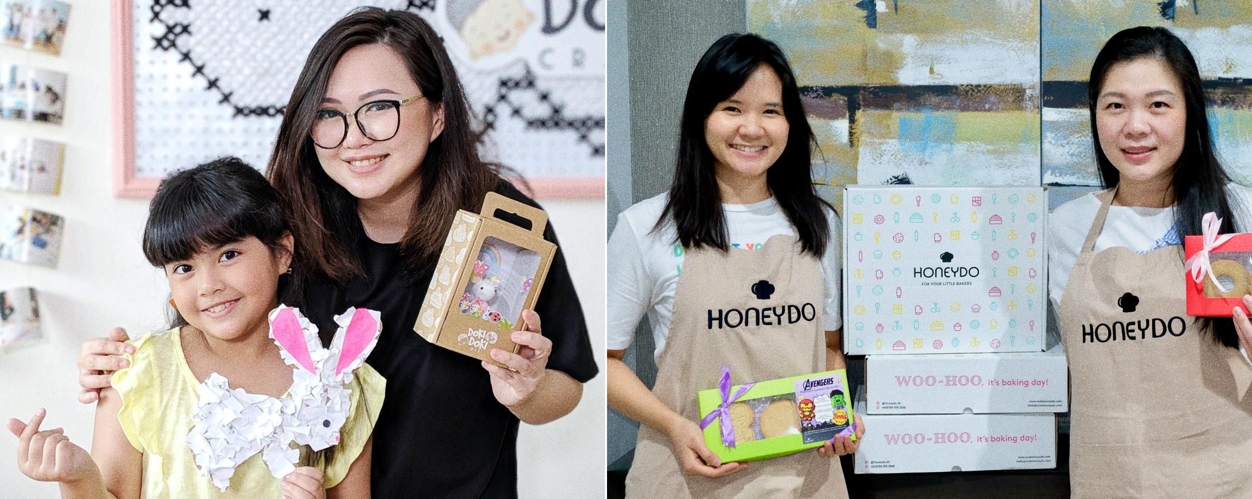 2 Mainan edukatif karya kreator lokal ini bisa bantu kreativitas anak