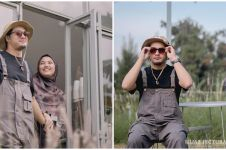 8 Potret post wedding Ricky Harun dan Herfiza, simpel tapi romantis