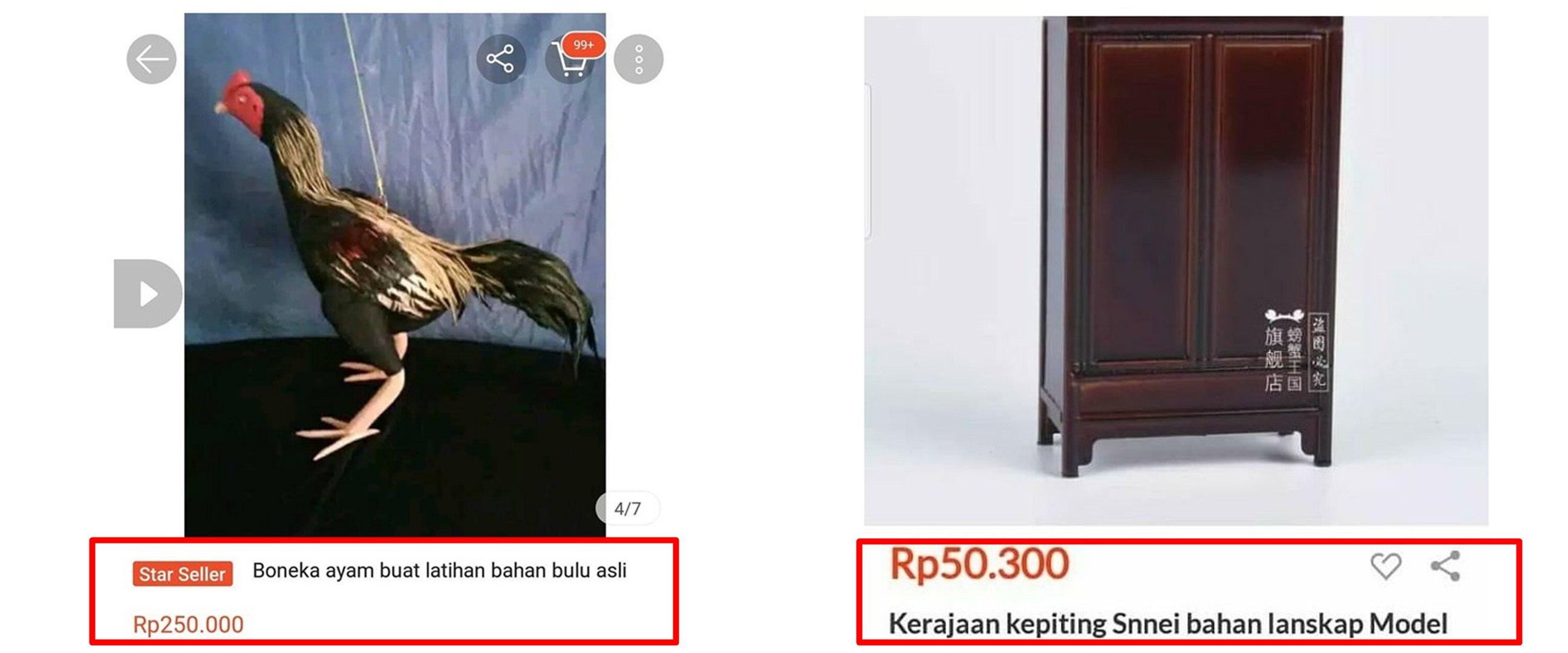 10 Benda absurd dijual di online shop ini bikin gagal paham