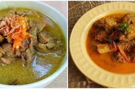 10 Resep gulai daging kambing dan sapi, nikmat dan praktis