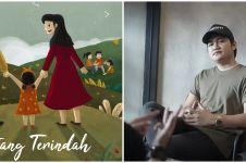 Angga Candra rilis 'Bintang Terindah', persembahan untuk anak tercinta
