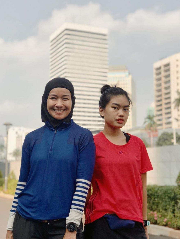 Alya Rohali dan putri sulung Instagram/@arohali