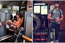 Intip ruang gym milik 8 seleb Bollywood, fasilitasnya lengkap banget