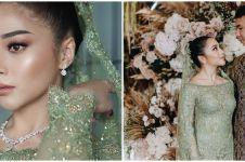 11 Momen lamaran Nikita Willy & Indra Priawan, penuh khidmat