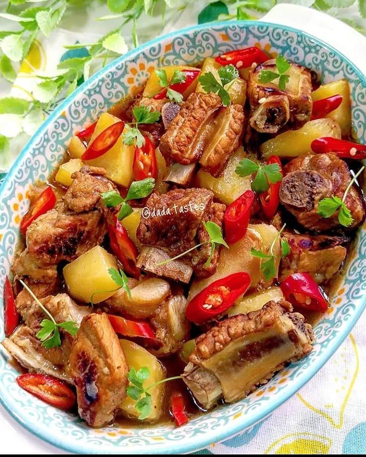 Resep masak kecap © 2020 brilio.net