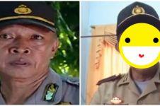 Potret terbaru Masran Sadinro, pria langganan jadi polisi di sinetron