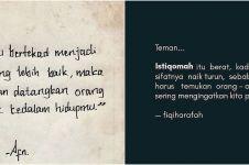 50 Kata-kata motivasi hijrah dan istiqomah, terbaik dan bijak
