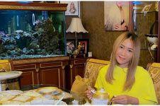 Inul Daratista punya akuarium seharga Rp 500 juta, ini keistimewaannya