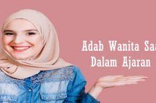 10 Adab wanita saat haid dalam ajaran agama Islam