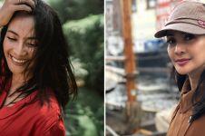 8 Potret Maudy Koesnaedi jadi cover girl majalah lawas, menawan