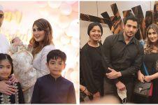 9 Momen ultah pernikahan ke-1 Tania Nadira & Abdulla Alwi, romantis